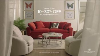 American Signature Furniture 4th of July Sale TV Spot, 'Save Storewide'