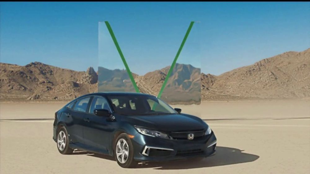Honda Civic Commercial >> 2019 Honda Civic Tv Commercial The Road Before You T2 Video