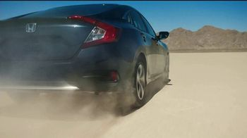 2019 Honda Civic TV Spot, 'The Road Before You' [T2] - Thumbnail 1
