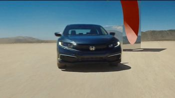 2019 Honda Civic TV Spot, 'The Road Before You' [T2] - Thumbnail 2