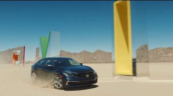 2019 Honda Civic TV Spot, 'The Road Before You' [T2] - Thumbnail 3