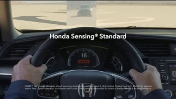 2019 Honda Civic TV Spot, 'The Road Before You' [T2] - Thumbnail 4