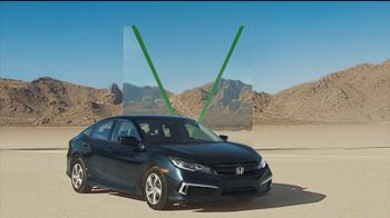 2019 Honda Civic TV Spot, 'The Road Before You' [T2] - Thumbnail 7