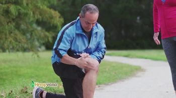 Hempvana Pain Relief Cream TV Spot, 'Walk, Run and Climb to New Heights'