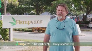 Hempvana Pain Relief Cream TV Spot, 'Walk, Run and Climb to New Heights' - Thumbnail 5
