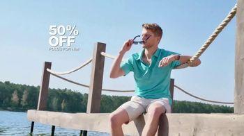 Macy's Summer Sale TV Spot, 'Outdoor Wear & Bedding' - Thumbnail 5