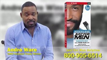 Mauro, Archer, O'Neill Law Firm TV Spot, 'Just For Men Lawsuit' Featuring Andre Ware - Thumbnail 3