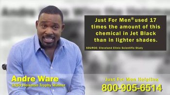 Mauro, Archer, O'Neill Law Firm TV Spot, 'Just For Men Lawsuit' Featuring Andre Ware - Thumbnail 4