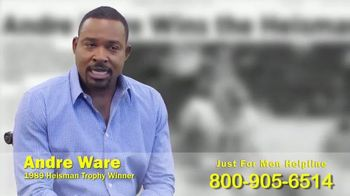 Mauro, Archer, O'Neill Law Firm TV Spot, 'Just For Men Lawsuit' Featuring Andre Ware - Thumbnail 6