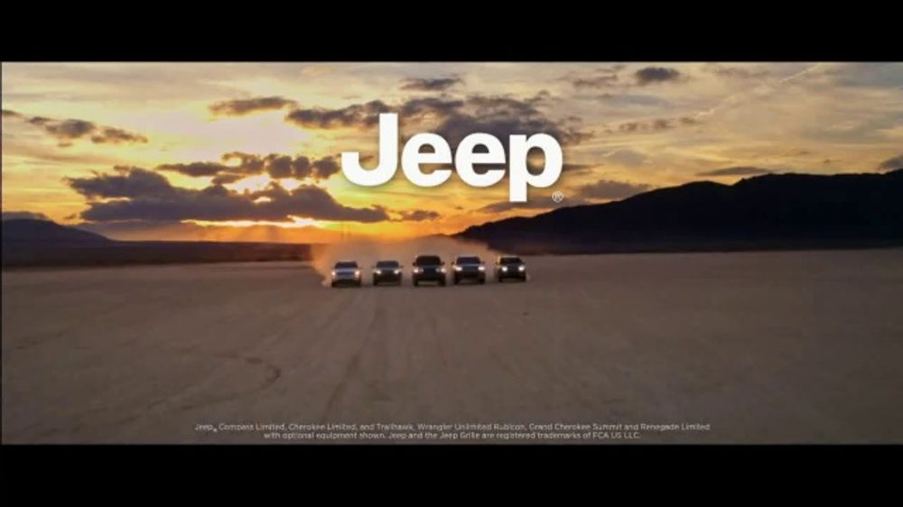 Subaru Forester Commercial Song >> Jeep Celebration Event TV Commercial, 'It's a Trail' Song ...