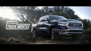 Ram Truck Month TV Spot, 'Hurry In' Song by Vitamin String Quartet [T2] - Thumbnail 3