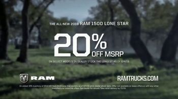 Ram Truck Month TV Spot, 'Hurry In' Song by Vitamin String Quartet [T2] - Thumbnail 4