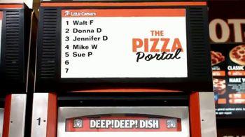 Little Caesars Pizza TV Spot, 'TBS: Pizza Portal' - Thumbnail 9