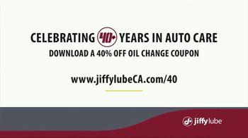Jiffy Lube TV Spot, 'Dealer Lineup: 40 Percent Off' - Thumbnail 10