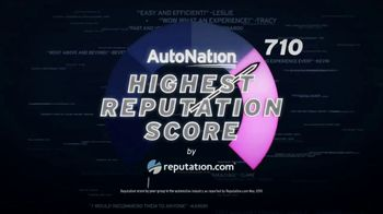 AutoNation July 4th Savings TV Spot, 'Reputation Score: 2019 Jeep Cherokee' - Thumbnail 2