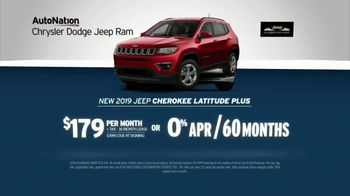 AutoNation July 4th Savings TV Spot, 'Reputation Score: 2019 Jeep Cherokee' - Thumbnail 5