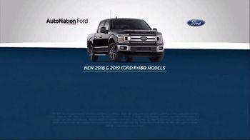 AutoNation July 4th Savings TV Spot, 'Reputation Score: 2018 & 2019 Ford F-150 Models' - Thumbnail 4