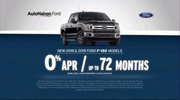 AutoNation July 4th Savings TV Spot, 'Reputation Score: 2018 & 2019 Ford F-150 Models' - Thumbnail 5