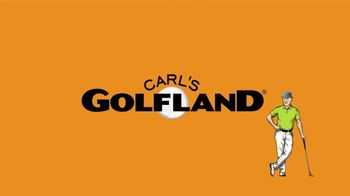 Carl's Golfland TV Spot, 'This is Carl: Dreams'