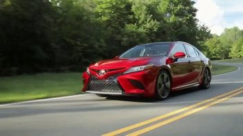 2019 Toyota Camry TV Spot, 'USA Road Trip: Cider Mill' [T2]