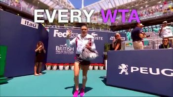 Tennis Channel Plus TV Spot, 'Over 4500 Live Matches' - Thumbnail 6