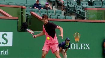 Tennis Industry Association TV Spot, 'Tips: Restring Racquets' Feat. Taylor Fritz, Marin Cilic - Thumbnail 1