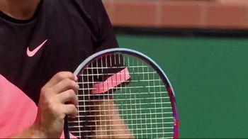 Tennis Industry Association TV Spot, 'Tips: Restring Racquets' Feat. Taylor Fritz, Marin Cilic - Thumbnail 3