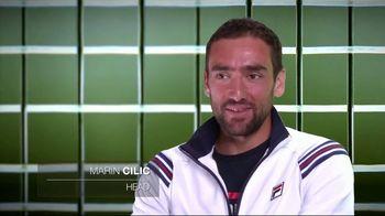 Tennis Industry Association TV Spot, 'Tips: Restring Racquets' Feat. Taylor Fritz, Marin Cilic - Thumbnail 5