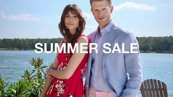 Macy's Summer Sale TV Spot, 'Stand Out Summer Looks: Extra 25 Percent Off'