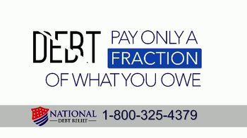 National Debt Relief TV Spot, 'Urgent Message: $10,000 or More'