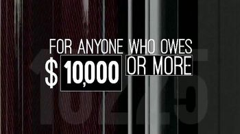 National Debt Relief TV Spot, 'Urgent Message: $10,000 or More' - Thumbnail 1