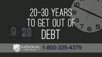 National Debt Relief TV Spot, 'Urgent Message: $10,000 or More' - Thumbnail 4