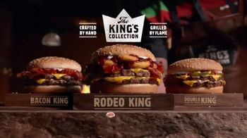 Burger King Rodeo King TV Spot, 'Saddle Up' - Thumbnail 9