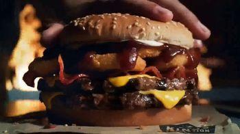 Burger King Rodeo King TV Spot, 'Saddle Up'