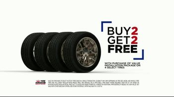 Tire Kingdom TV Spot, 'Buy Two, Get Two: Rebate' - Thumbnail 3