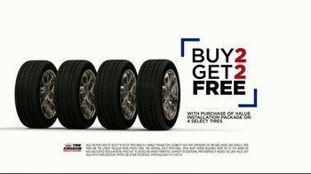 Tire Kingdom TV Spot, 'Buy Two, Get Two: Rebate' - Thumbnail 6