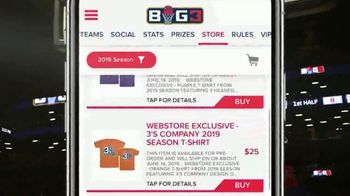 BIG3 App TV Spot, 'Everything You Want to Know' - Thumbnail 6