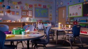 Clorox TV Spot, 'Disney Pixar's Toy Story 4: Classroom' - Thumbnail 1