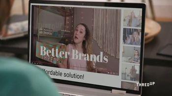 thredUP TV Spot, 'Smart Generation' - Thumbnail 3