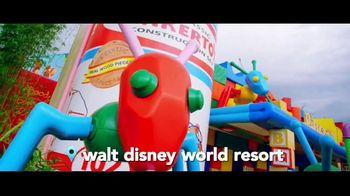 Disney Parks & Resorts TV Spot, 'Toy Story Land: Toy Story 4' - Thumbnail 2