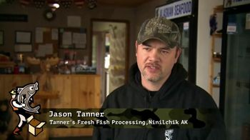 Tanner's Fresh Fish Processing TV Spot, 'From Ocean to Table'