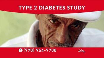Eli Lilly TV Spot, 'Type 2 Diabetes Study' - Thumbnail 1