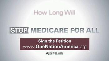 One Nation TV Spot, 'How Long' - Thumbnail 10