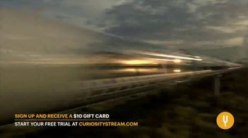 CuriosityStream TV Spot, '$10 Amazon Gift Card: Something for Everyone' - Thumbnail 10