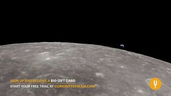 CuriosityStream TV Spot, '$10 Amazon Gift Card: Something for Everyone' - Thumbnail 5