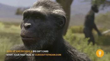 CuriosityStream TV Spot, '$10 Amazon Gift Card: Something for Everyone' - Thumbnail 8