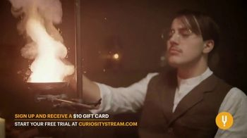 CuriosityStream TV Spot, '$10 Amazon Gift Card: Something for Everyone' - Thumbnail 9