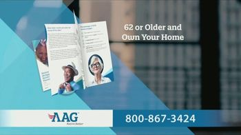 AAG Reverse Mortgage TV Spot, 'Why Not Use It' Featuring Tom Selleck - Thumbnail 8