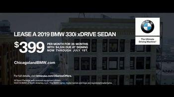 2019 BMW 3 Series TV Spot, 'Technology' Song by Dennis Lloyd [T2] - Thumbnail 9