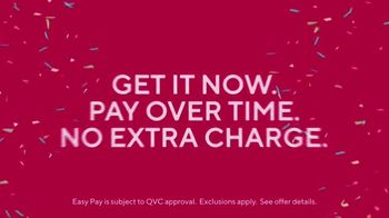 QVC Easy Pay TV Spot, 'Get It Now' - Thumbnail 3